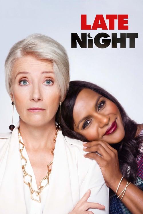 Late Night - Zpátky na výsluní online