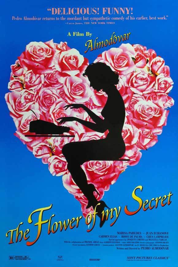 The Flower of My Secret online