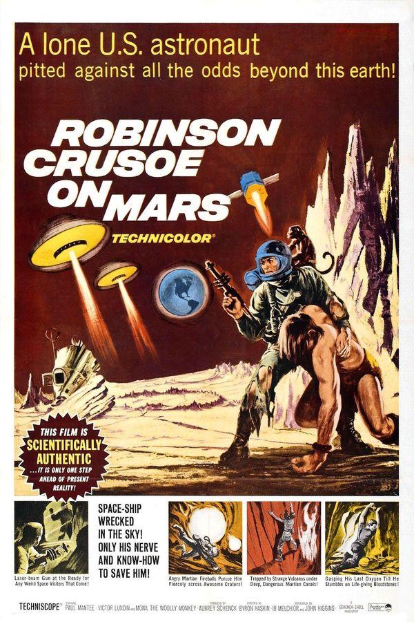 Robinson Crusoe on Mars online
