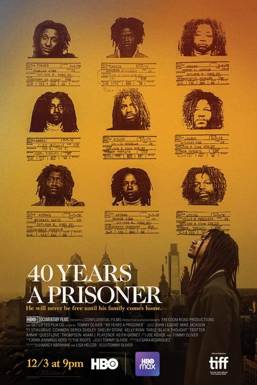 40 Years a Prisoner online