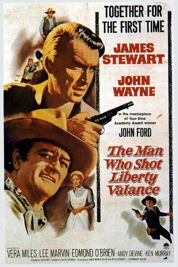The Man Who Shot Liberty Valance online