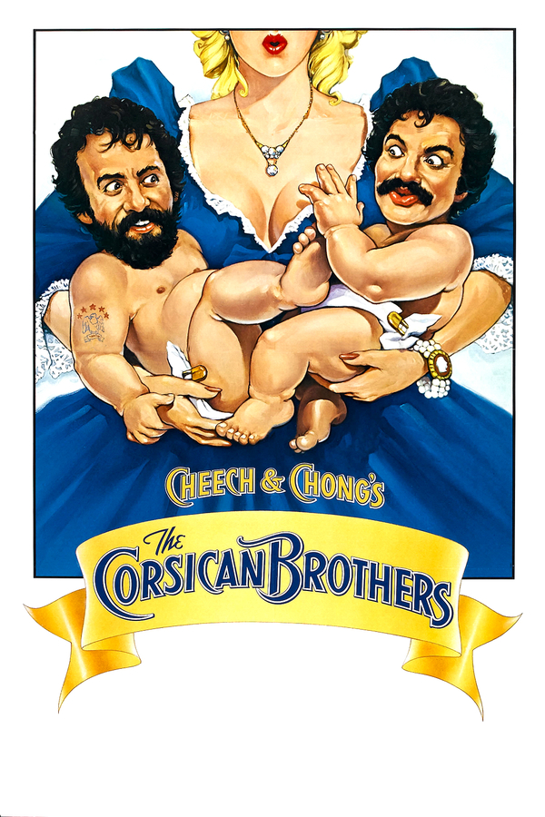 Korsičtí bratři online