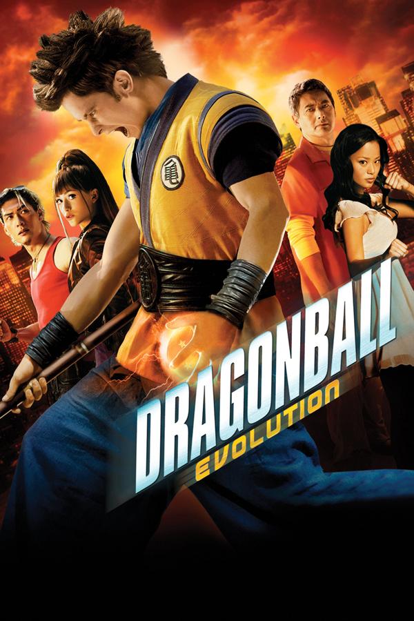 Dragonball: Evolution online