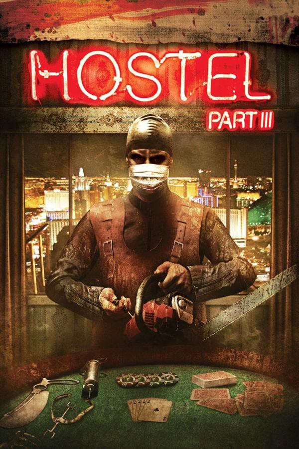 Hostel III online