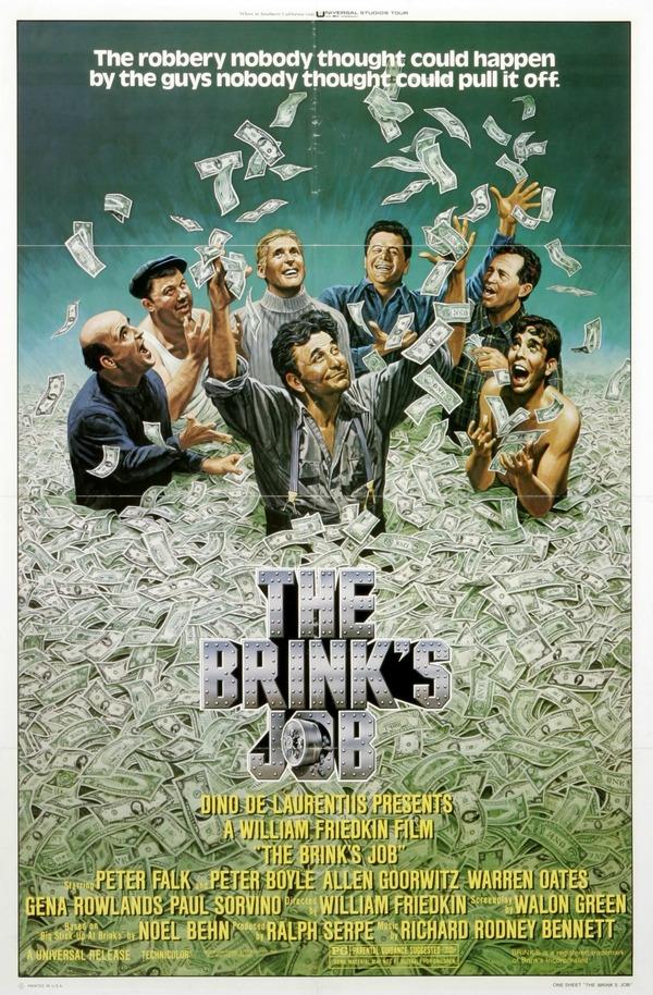 The Brink's Job online
