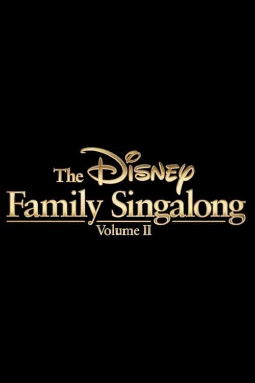 The Disney Family Singalong: Volume II online