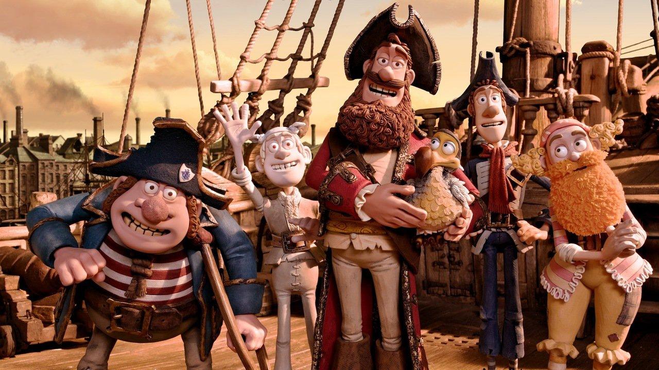 Piráti! online