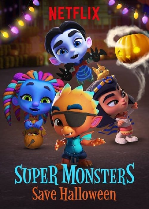 Super Monsters Save Halloween online