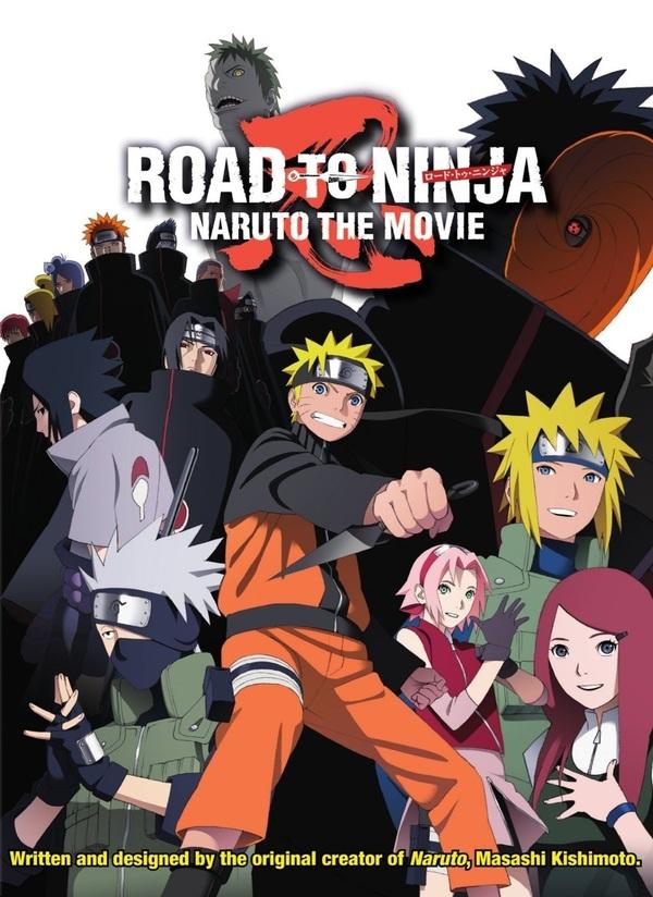Road To Ninja -Naruto The Movie- online