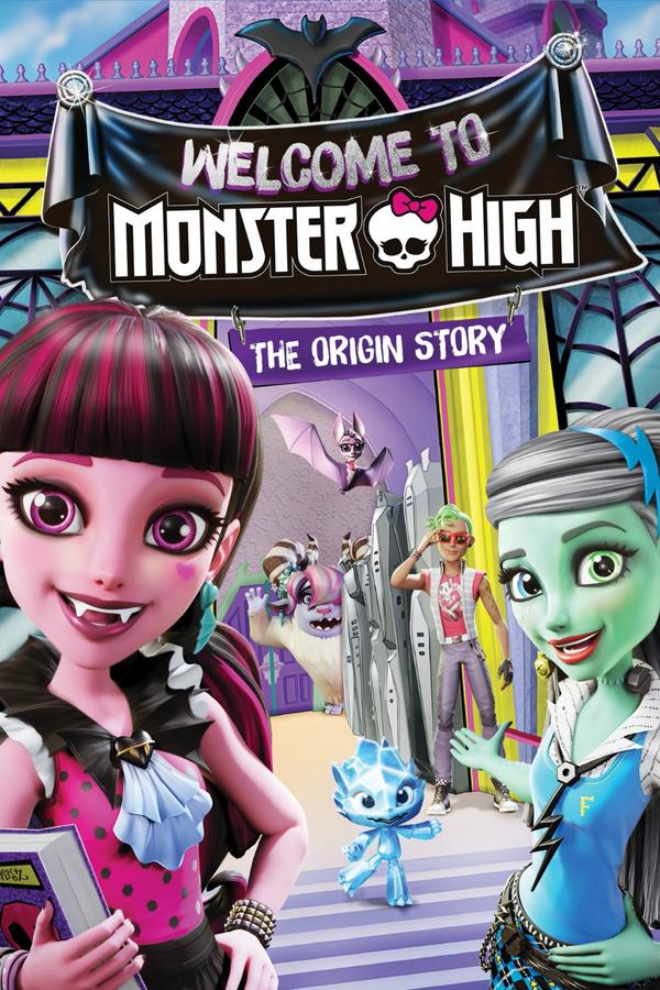 Monster High: Vítej v Monster High online