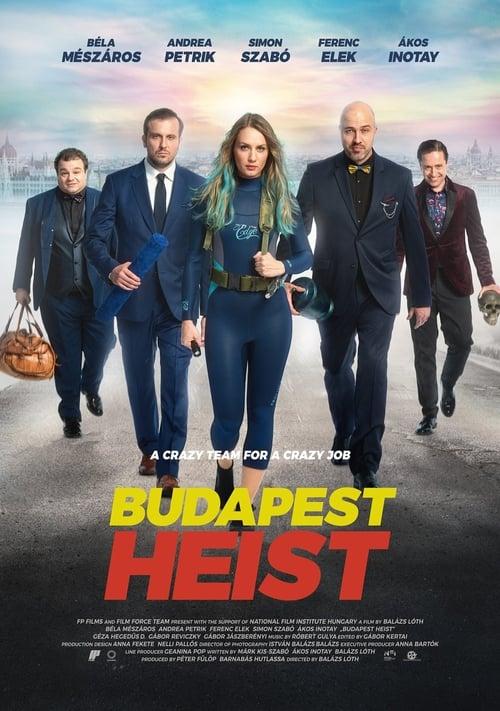 Budapešťský podraz online