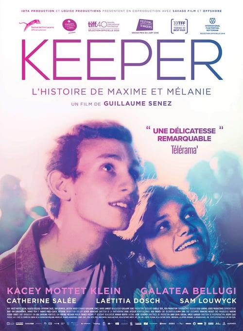 Keeper online
