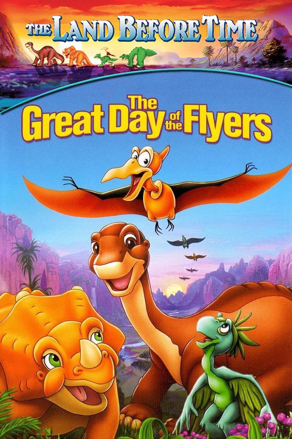 Země dinosaurů 12 -  Letecký den online