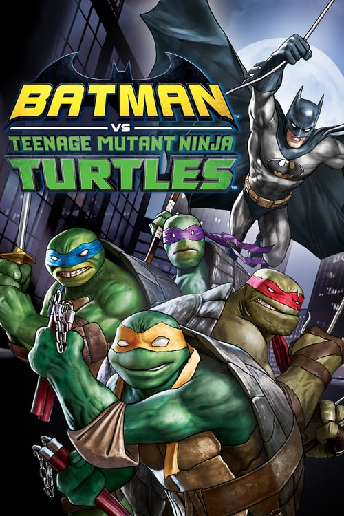 Batman vs. Teenage Mutant Ninja Turtles online