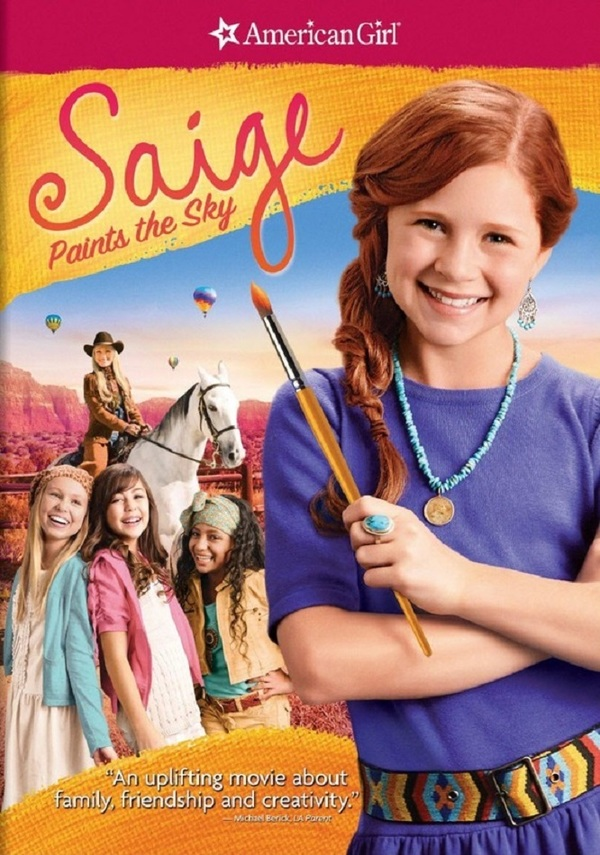 An American Girl: Saige Paints the Sky online