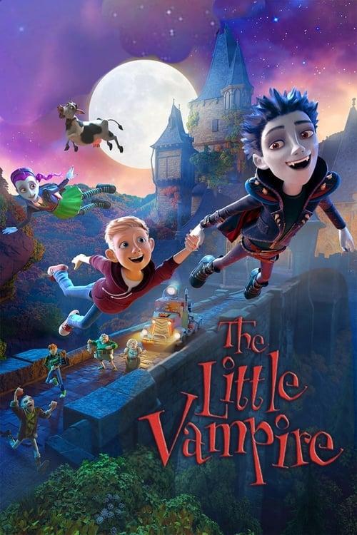 The Little Vampire 3D online