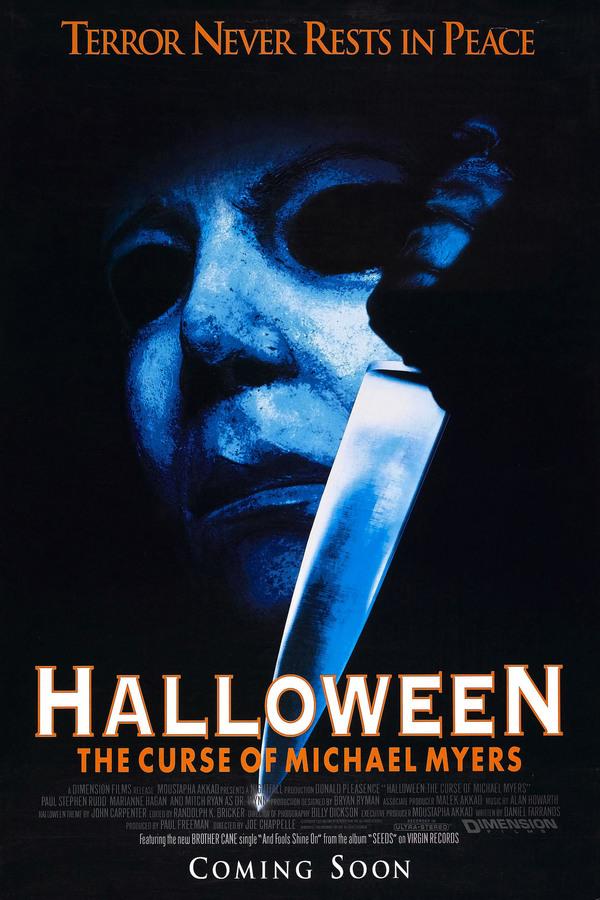 Halloween: Prokletí Michaela Myerse online