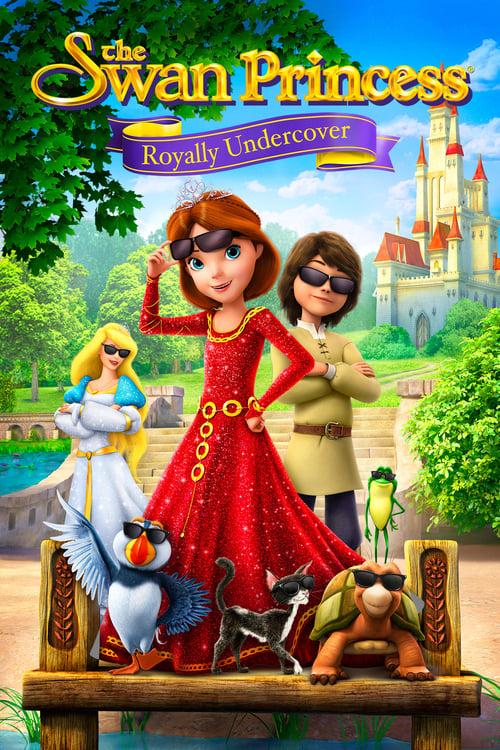 Labutí princezna 7: Královská mise online