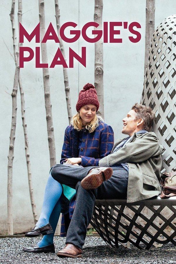Maggie má plán online