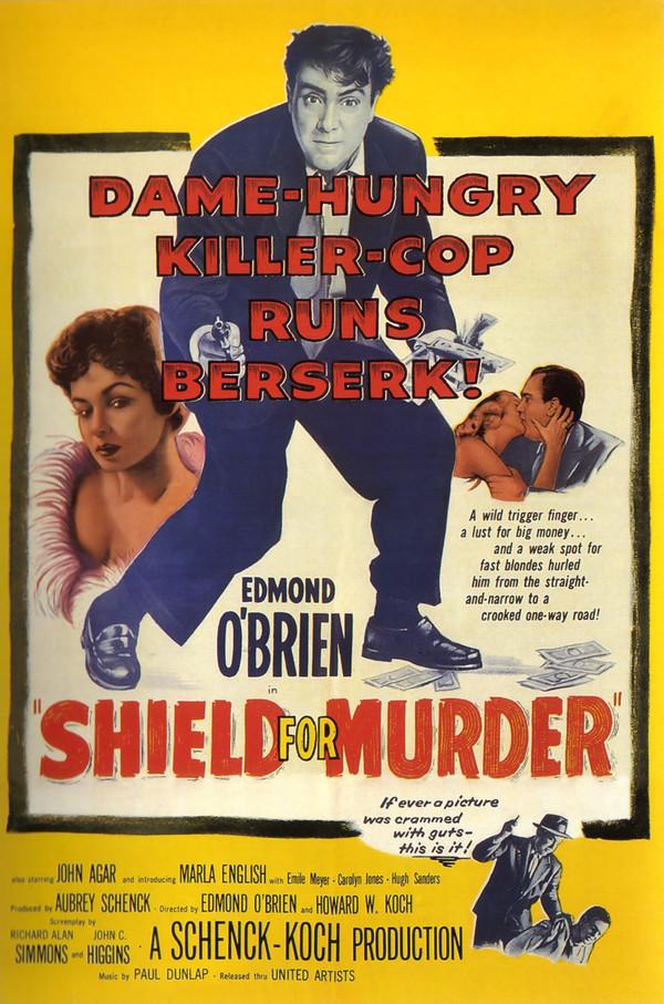 Shield For Murder online