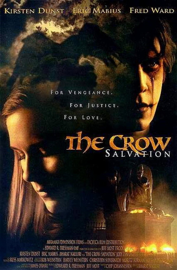 The Crow: Salvation online