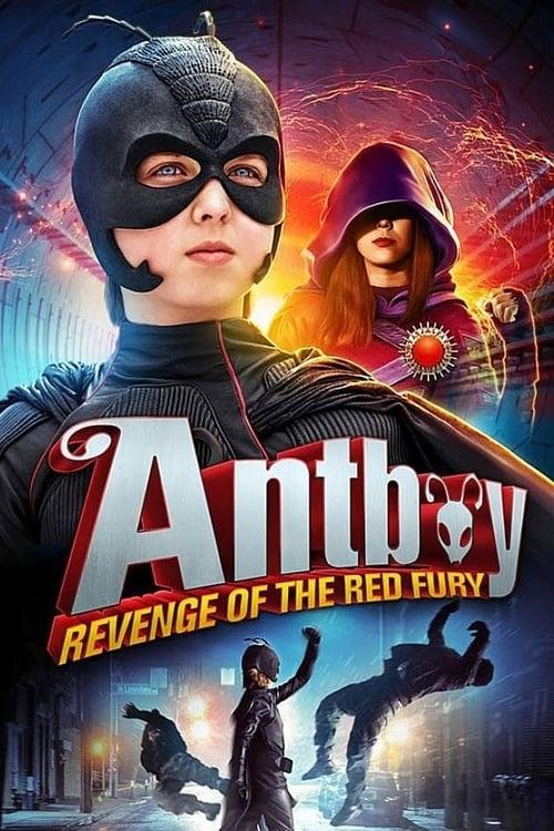 Antboy: Pomsta rudé fúrie online