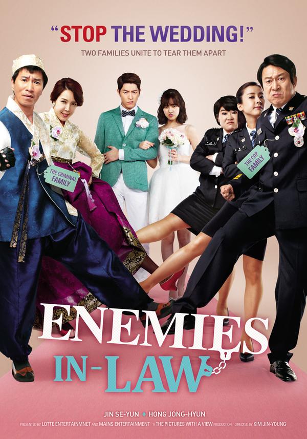 Enemies In-Law
