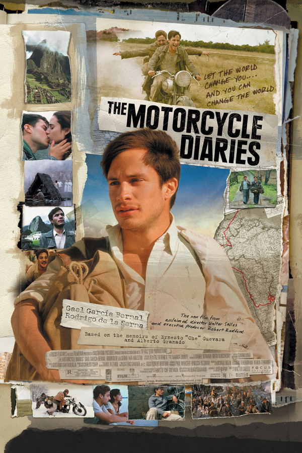 Motocyklové deníky online