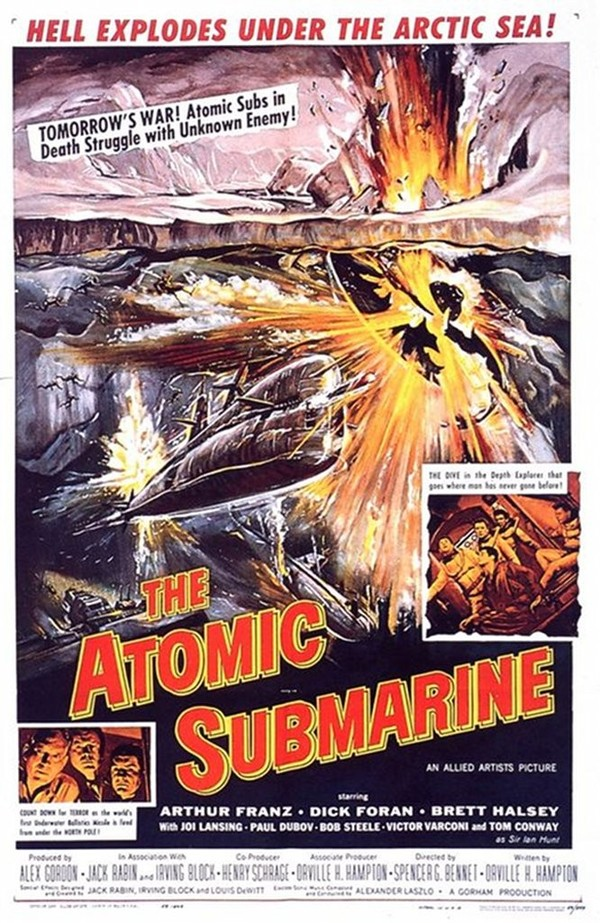 The Atomic Submarine online
