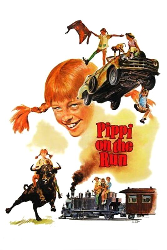 Pippi na útěku online