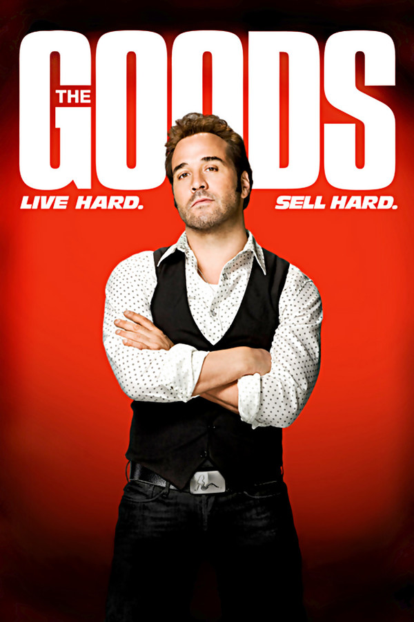 The Goods: Live Hard, Sell Hard online
