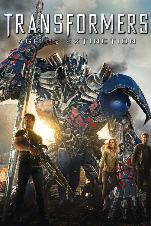 Transformers: Zánik online
