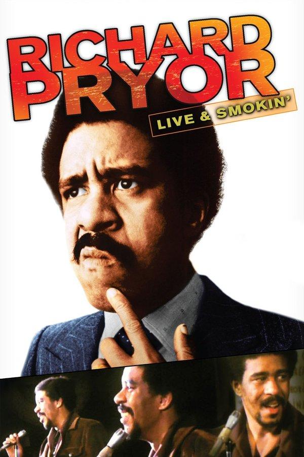 Richard Pryor: Live and Smokin' online