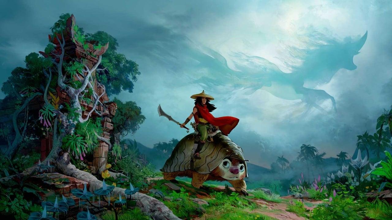 Raya a drak - Tržby a návštěvnost