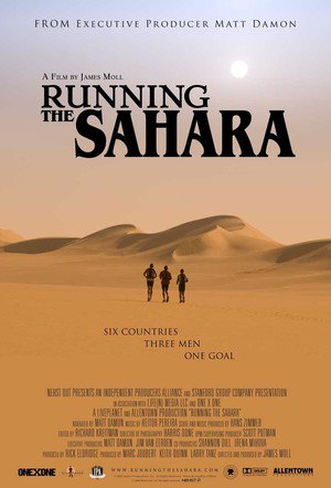 Running the Sahara online