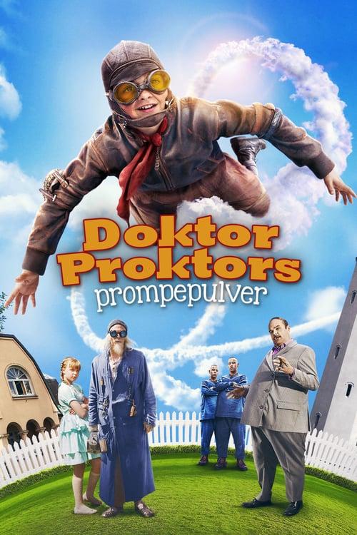 Doktor Proktor a prdicí prášek online