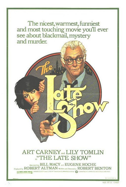 The Late Show online