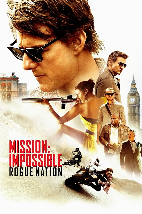Mission: Impossible - Národ grázlů online