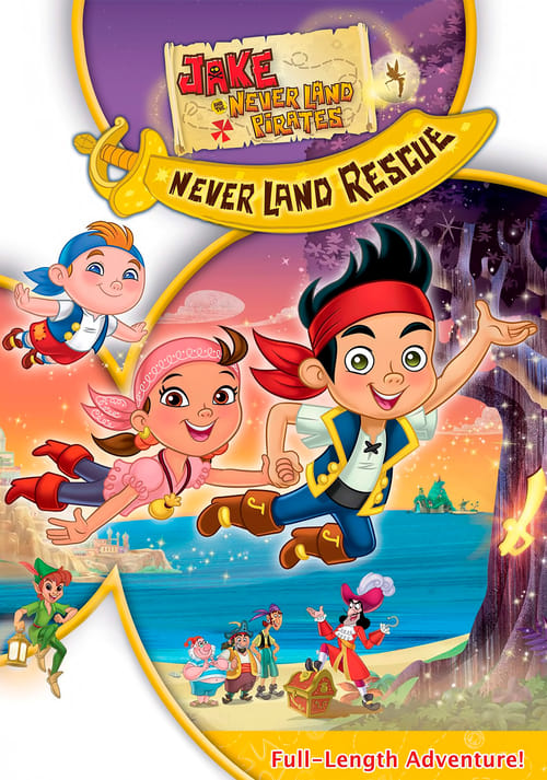 JAKE AND THE NEVER LAND PIRATES: JAKE'S NEVER LAND RESCUE online