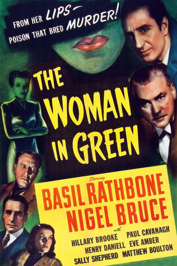 The Woman in Green online
