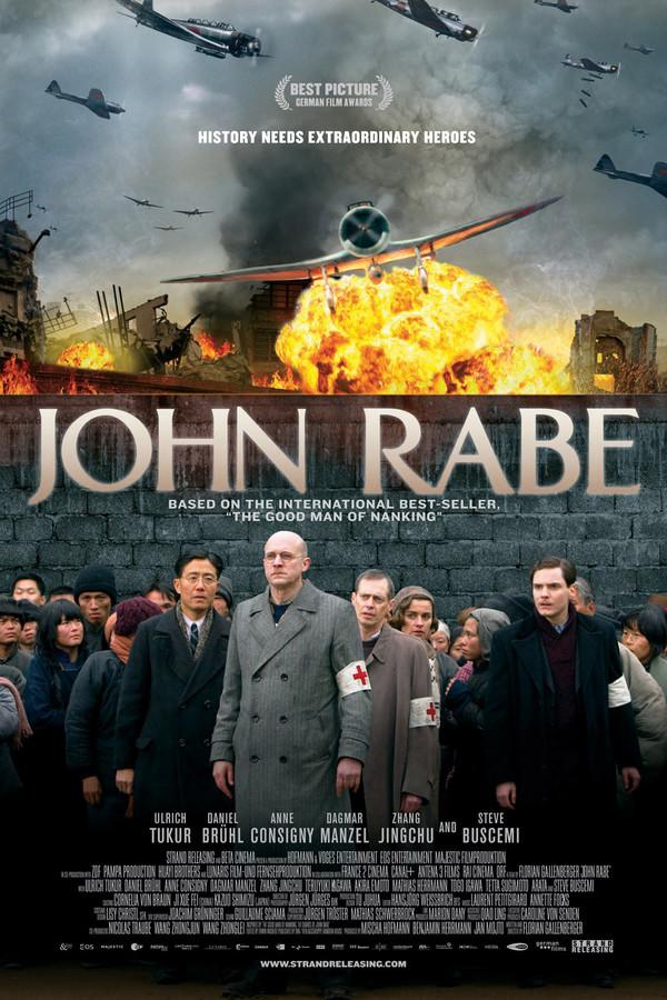 John Rabe - Ctihodný občan Třetí Říše online