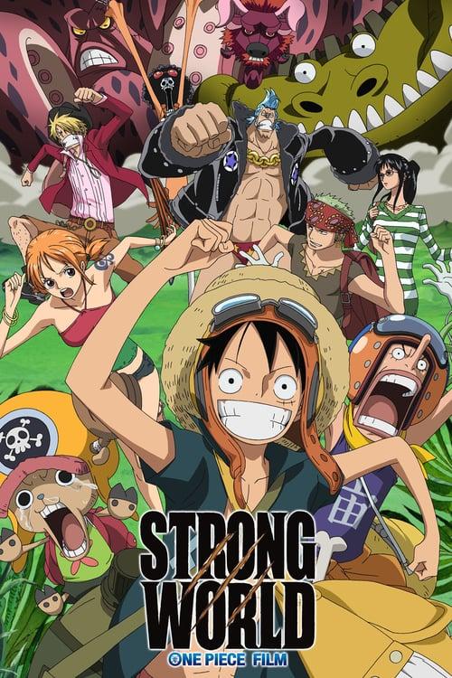 One Piece Film: Strong World online