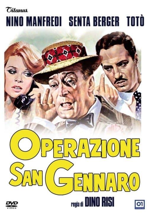 Operace San Gennaro online