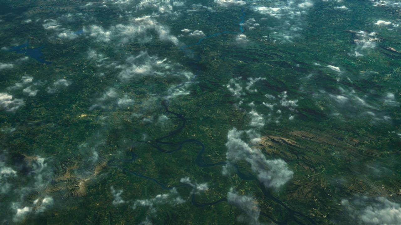 Earth: Den na zázračné planetě - Tržby a návštěvnost