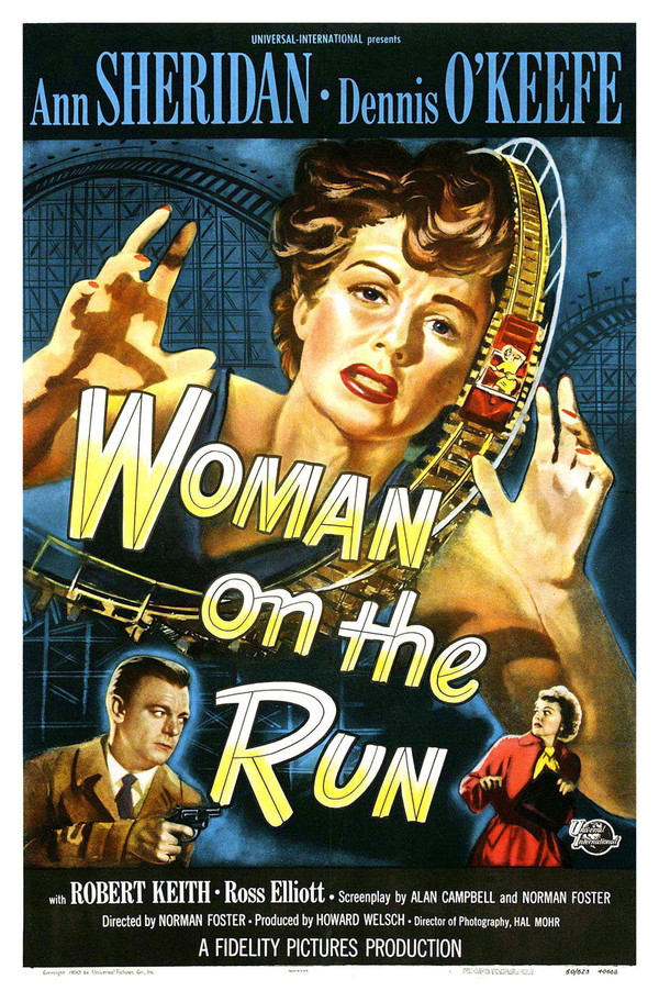 Woman on the Run online