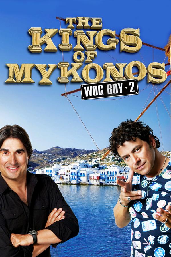 Králové ostrova Mykonos online