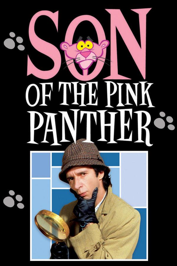 Syn Růžového Pantera online