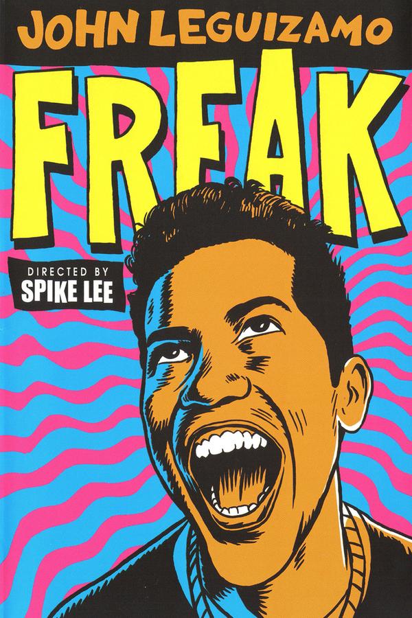 John Leguizamo: Freak online