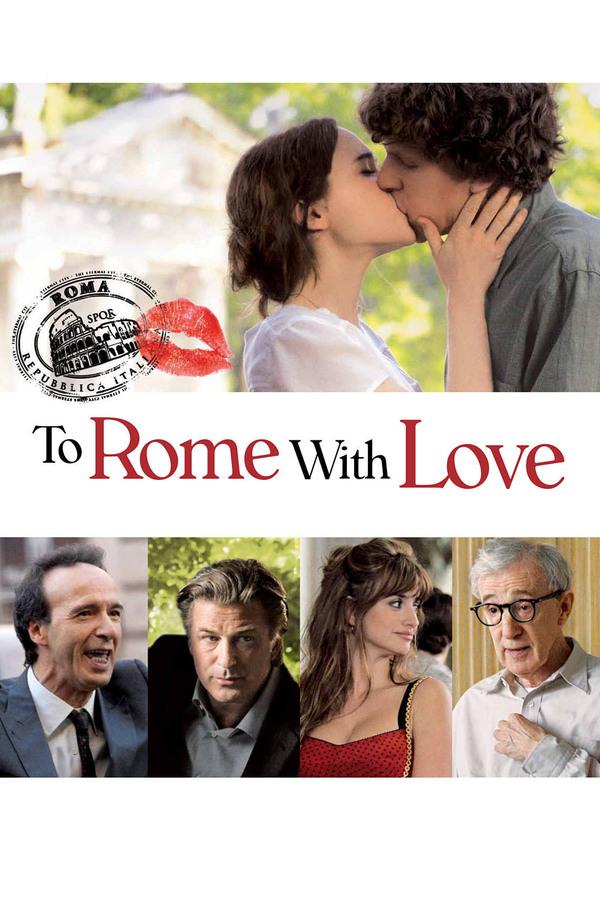 Do Říma s láskou online
