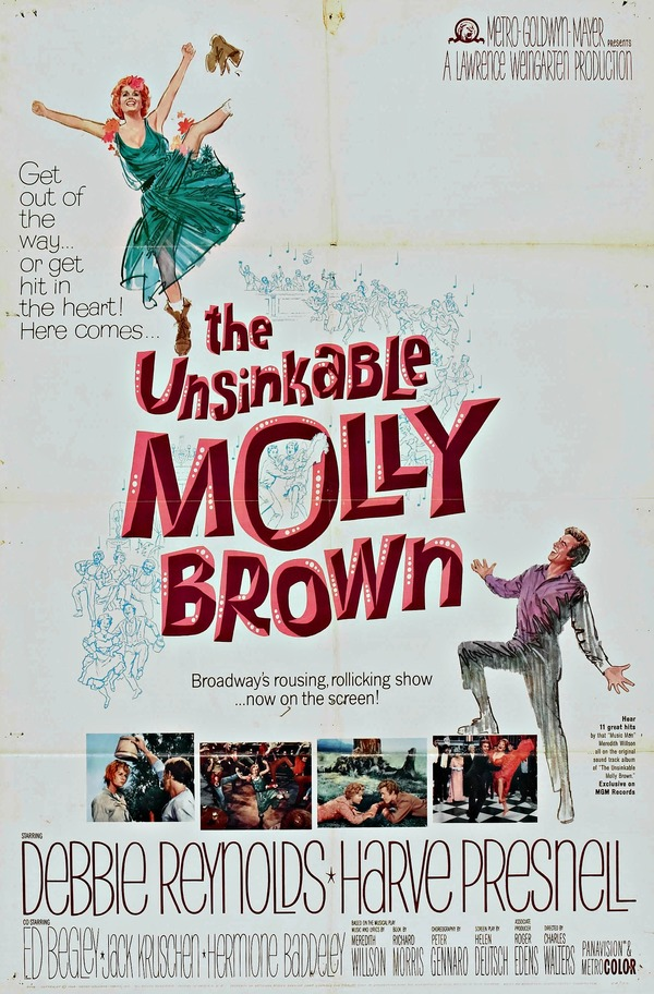 The Unsinkable Molly Brown online